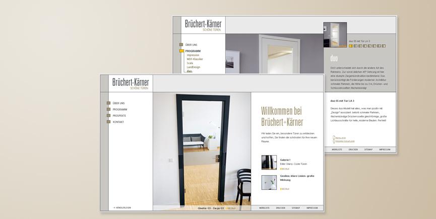 Website Für Brüchert Kärner